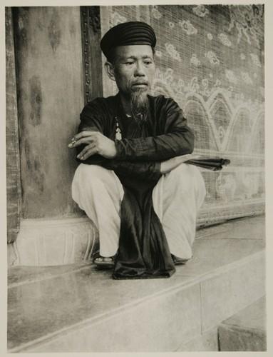 Loat anh tuyet voi it nguoi biet ve Viet Nam nam 1926 (1)-Hinh-2