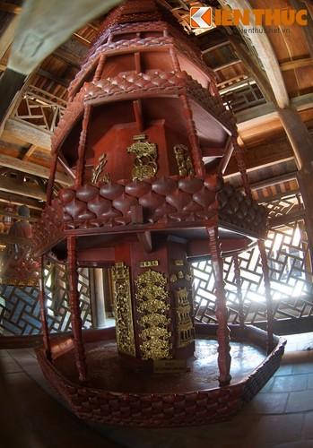 Ngam toa thap Cuu Pham Lien Hoa 300 tuoi cua Viet Nam-Hinh-2