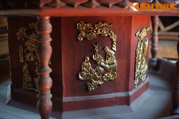 Ngam toa thap Cuu Pham Lien Hoa 300 tuoi cua Viet Nam-Hinh-6