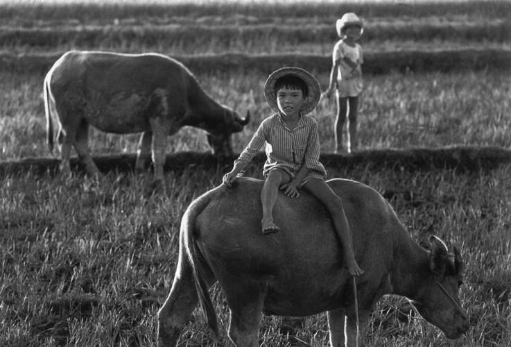 Hinh anh khong the quen ve tre em Viet Nam nam 1993 (1)-Hinh-10