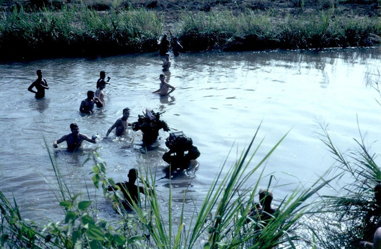 Chien truong Gia Lai nam 1967-1968 qua goc nhin linh My (2)