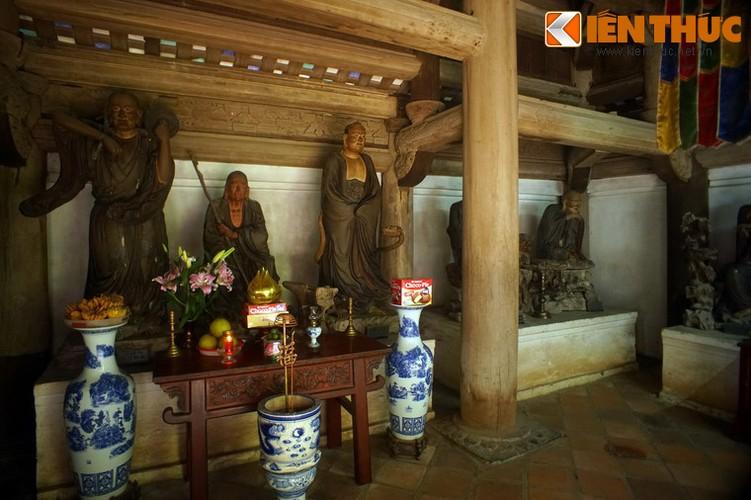Ve dep huyen thoai cua 18 vi La Han chua Tay Phuong (1)