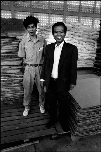 Cuoc song o Cho Lon nam 1991 qua anh Patrick Zachmann (2)