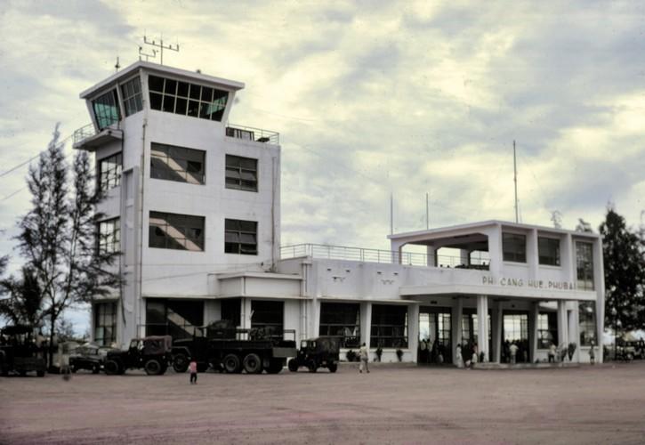 Anh doi thuong hiem co ve Hue va Quang Tri nam 1967
