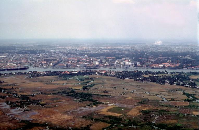 Anh an tuong Sai Gon nam 1969 nhin tu may bay My (2)-Hinh-3