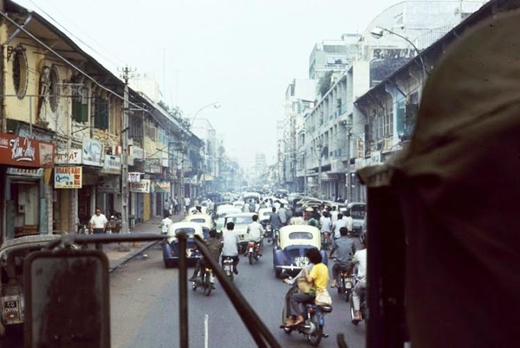 Anh thu vi ve giao thong o Sai Gon nam 1969 (1)-Hinh-3
