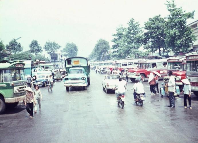 Anh thu vi ve giao thong o Sai Gon nam 1969 (1)