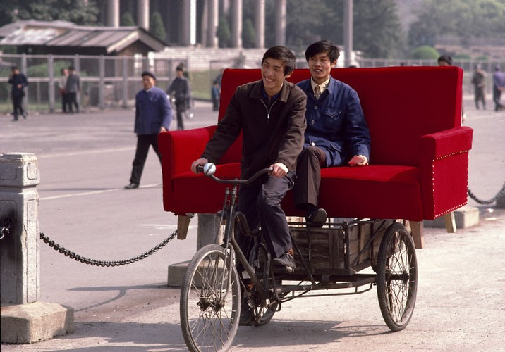 Anh dep me man ve Bac Kinh nam 1984 cua nguoi Duc (2)-Hinh-11
