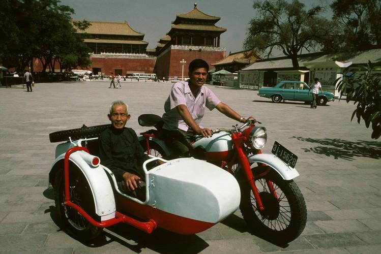 Anh dep me man ve Bac Kinh nam 1984 cua nguoi Duc (2)-Hinh-13
