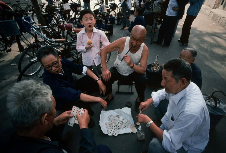 Anh dep me man ve Bac Kinh nam 1984 cua nguoi Duc (2)-Hinh-3