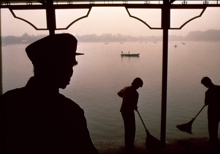 Anh dep me man ve Bac Kinh nam 1984 cua nguoi Duc (2)-Hinh-7