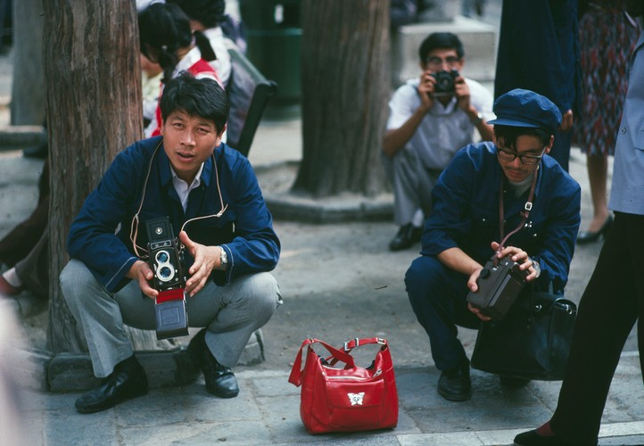 Anh dep me man ve Bac Kinh nam 1984 cua nguoi Duc (2)-Hinh-9