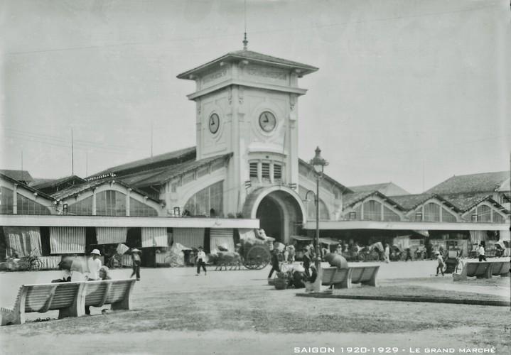 Anh cuc hiem ve cho Ben Thanh thap nien 1920-Hinh-2