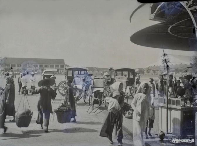 Anh cuc hiem ve cho Ben Thanh thap nien 1920-Hinh-4