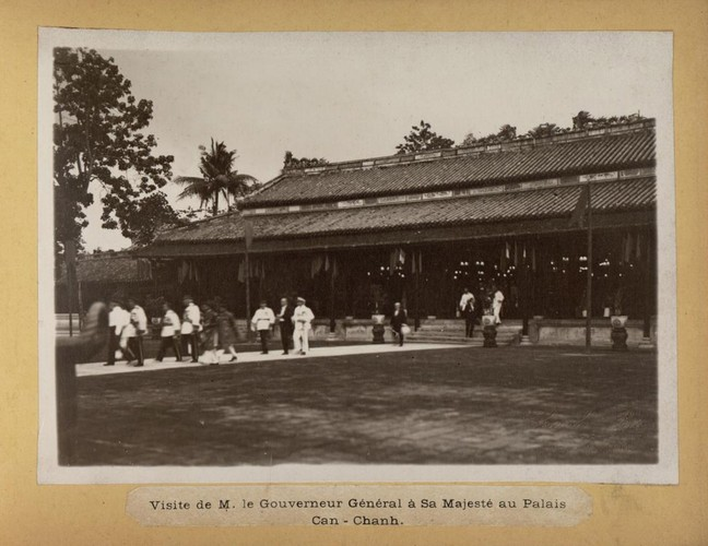 Anh doc: Vua Bao Dai ve nuoc sau 10 nam du hoc (2)-Hinh-3
