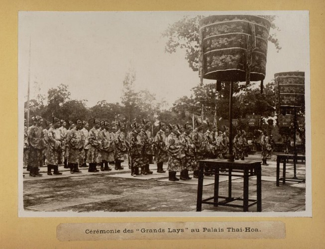 Anh doc: Vua Bao Dai ve nuoc sau 10 nam du hoc (2)-Hinh-4