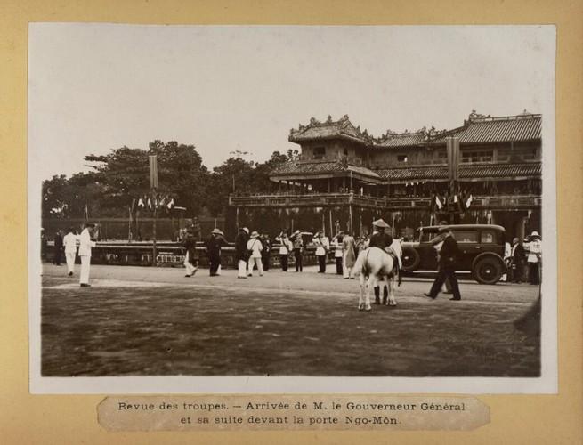 Anh doc: Vua Bao Dai ve nuoc sau 10 nam du hoc (2)-Hinh-5