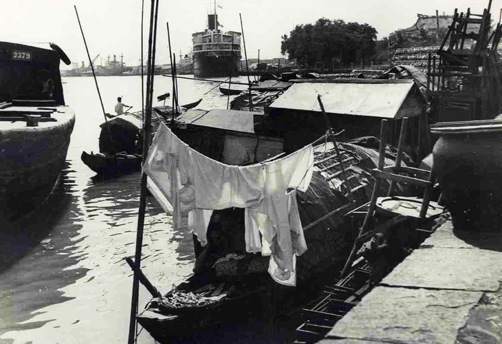 Nhung hinh anh doc la ve Sai Gon nam 1952 - 1953-Hinh-10