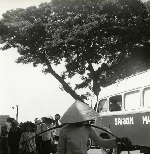 Nhung hinh anh doc la ve Sai Gon nam 1952 - 1953-Hinh-2