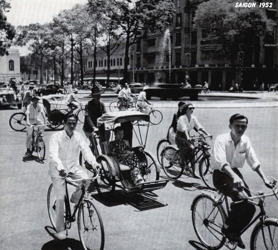 Nhung hinh anh doc la ve Sai Gon nam 1952 - 1953-Hinh-7