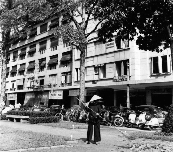 Nhung hinh anh doc la ve Sai Gon nam 1952 - 1953
