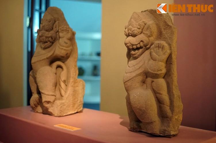 Bo suu tap dieu khac Cham tuyet my giua long Ha Noi-Hinh-3