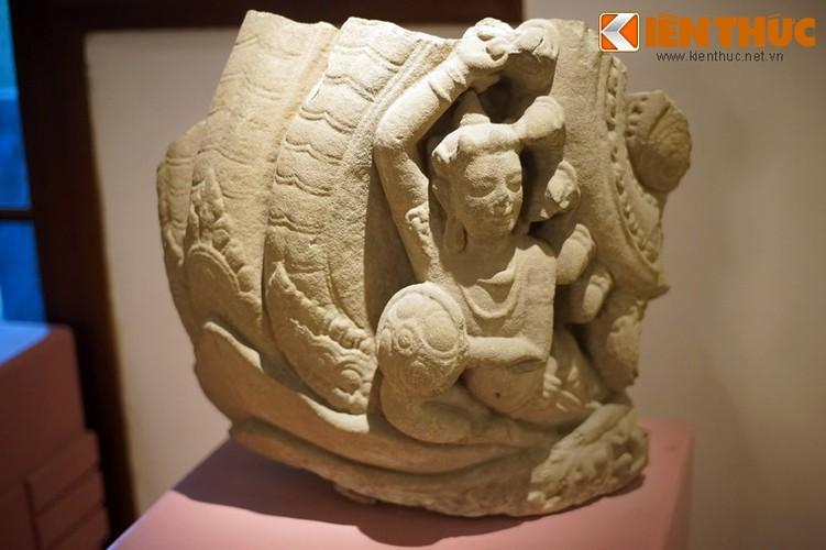 Bo suu tap dieu khac Cham tuyet my giua long Ha Noi-Hinh-5