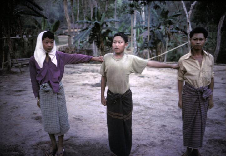 Cuoc song day sac mau o Myanmar thap nien 1970 - 1990 (2)-Hinh-12
