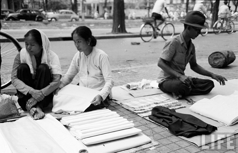 The gioi muon mau cua hang rong Sai Gon nam 1950 (2)-Hinh-12