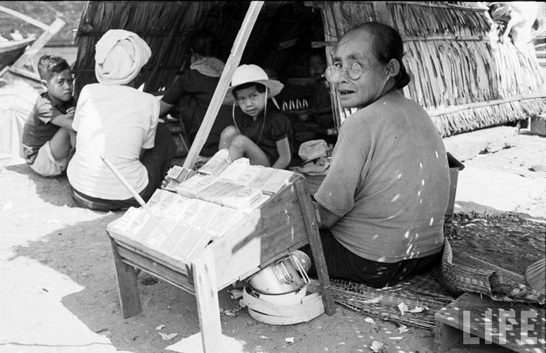 The gioi muon mau cua hang rong Sai Gon nam 1950 (2)-Hinh-5