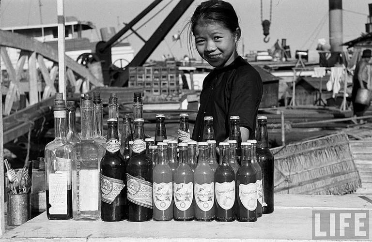 The gioi muon mau cua hang rong Sai Gon nam 1950 (2)-Hinh-6