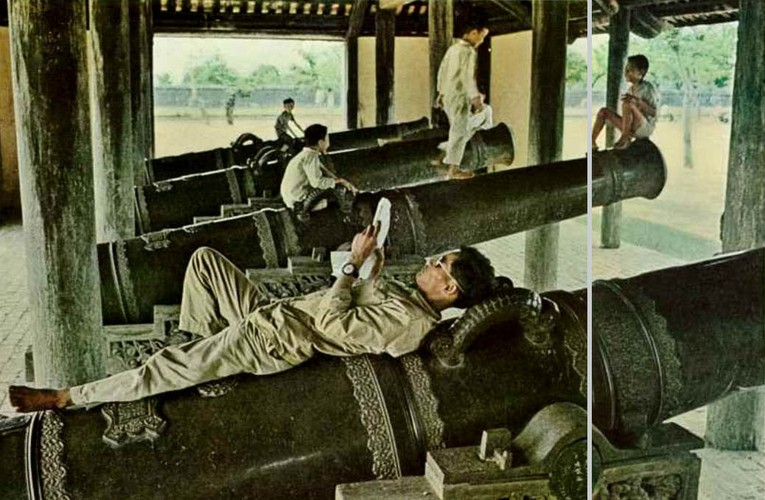 Anh doc: Dat va nguoi xu Hue tren tap chi National Geographic 1967-Hinh-6