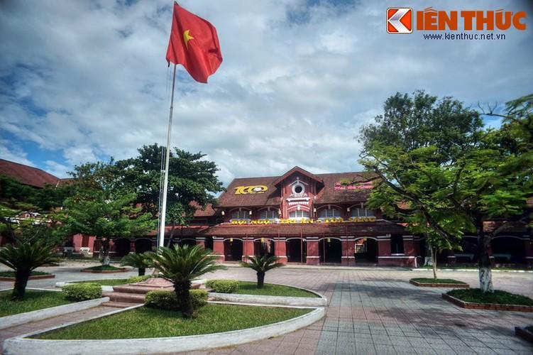 Kham pha truong nu sinh Dong Khanh tru danh xu Hue