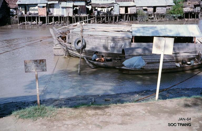 Loat anh doc va dep ve Soc Trang nam 1964-Hinh-4