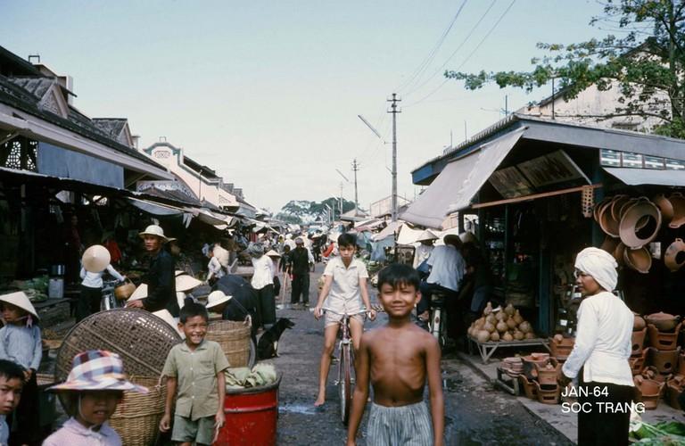 Loat anh doc va dep ve Soc Trang nam 1964-Hinh-5