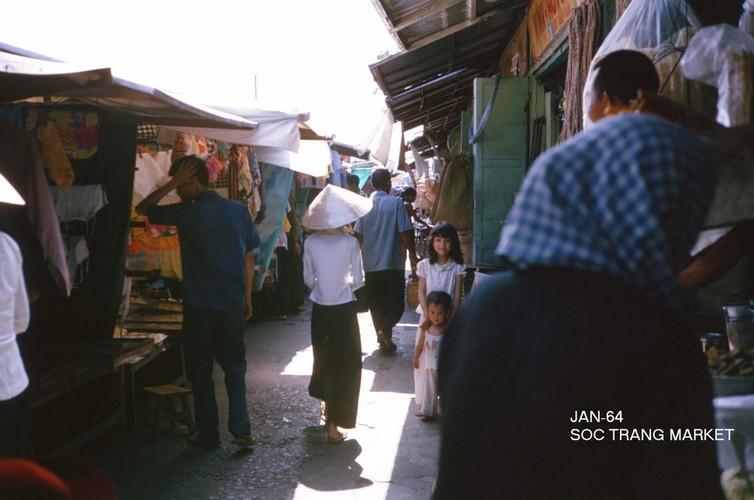 Loat anh doc va dep ve Soc Trang nam 1964-Hinh-6