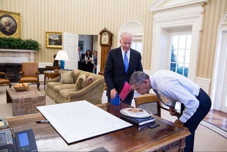 Nhung khoanh khac an uong dang nho nhat cua Tong thong Obama-Hinh-10