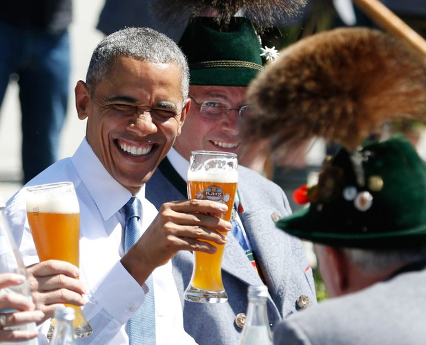 Nhung khoanh khac an uong dang nho nhat cua Tong thong Obama-Hinh-11