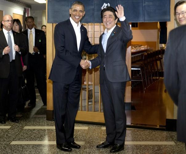 Nhung khoanh khac an uong dang nho nhat cua Tong thong Obama-Hinh-2