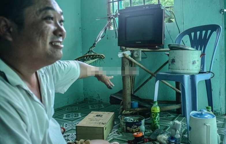 Bat ngo voi noi o cua Nha Phuong, Cong Ly-Hinh-17