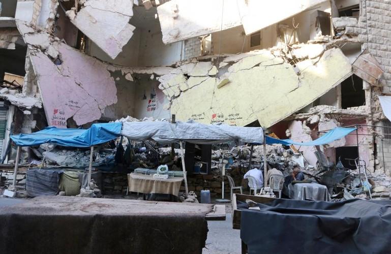 Chum anh khoanh khac yen binh yen hiem hoi o Aleppo-Hinh-15