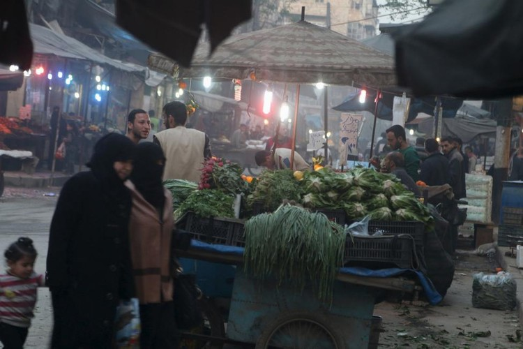 Chum anh khoanh khac yen binh yen hiem hoi o Aleppo-Hinh-6