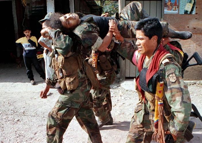 Chum anh ve cuoc noi day cua FARC o Colombia-Hinh-6