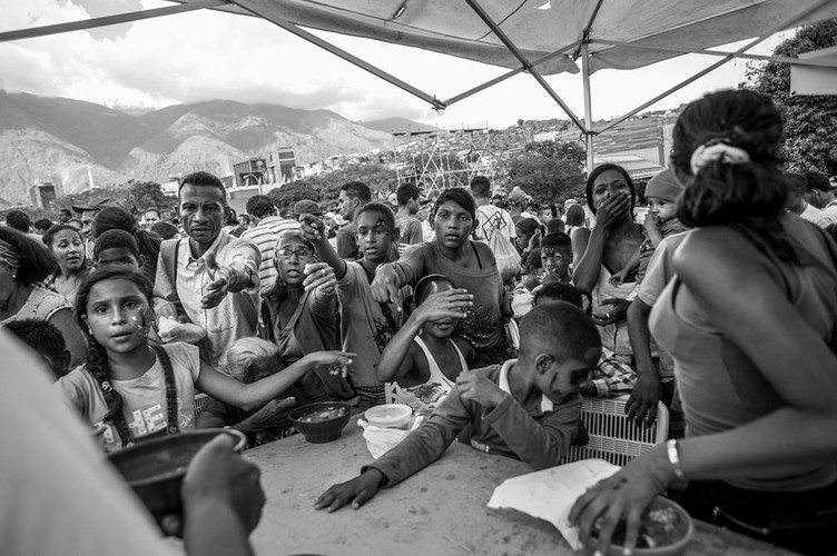 Xot xa canh ngo ngheo doi cua nguoi dan Venezuela-Hinh-12