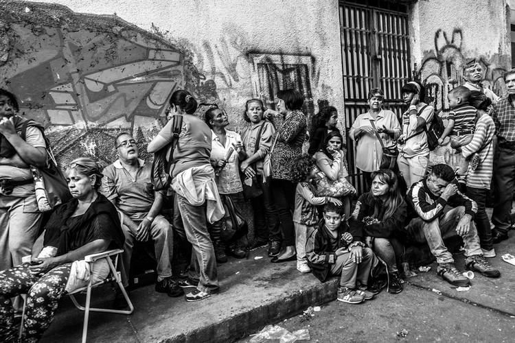 Xot xa canh ngo ngheo doi cua nguoi dan Venezuela