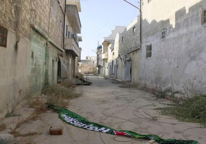 Anh: Quan doi Syria giai phong mot so vung o bac Aleppo-Hinh-3