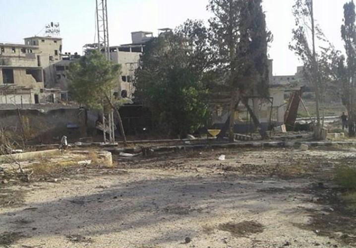 Anh: Quan doi Syria giai phong mot so vung o bac Aleppo-Hinh-5