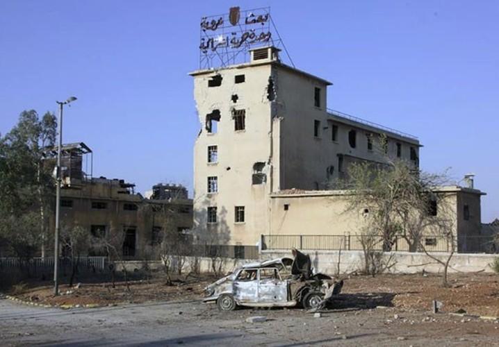 Anh: Quan doi Syria giai phong mot so vung o bac Aleppo