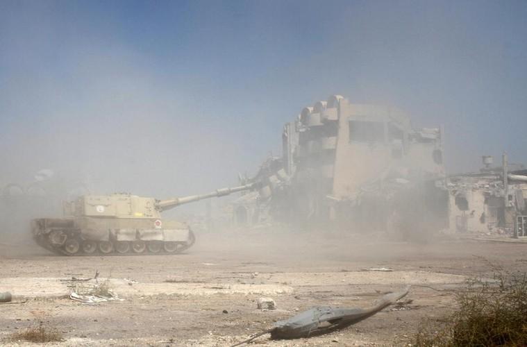 Nong hoi chien truong danh phien quan IS o Libya-Hinh-6