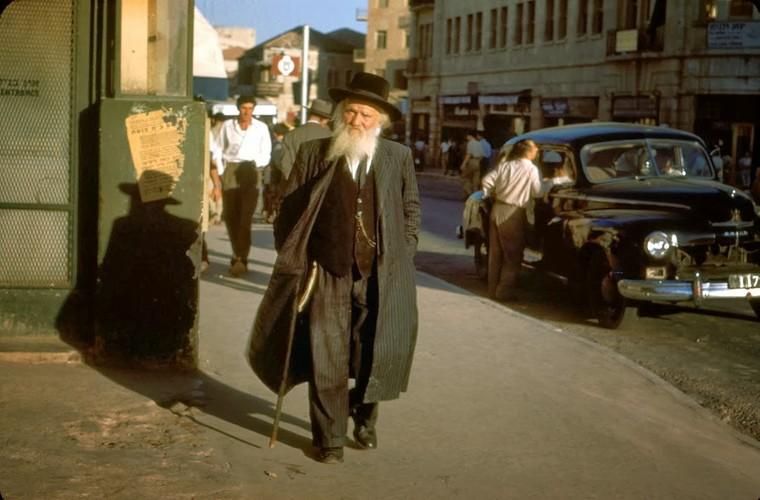 Cuoc song binh yen o Israel hoi nhung nam 1950-Hinh-11